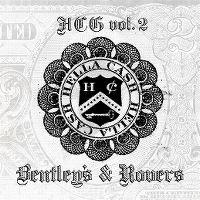 Cover Moeman & KA - Bentley's & Rovers