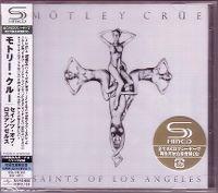 Cover Mötley Crüe - Saints Of Los Angeles