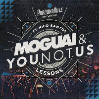 Cover Moguai & Younotus feat. Nico Santos - Lessons