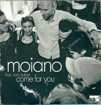 Cover Moiano feat. Nina Babet - Come For You