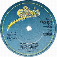 Cover Molly Hatchet - Bounty Hunter