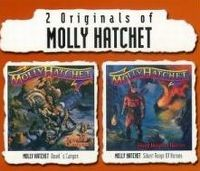 Cover Molly Hatchet - Devil's Canyon / Silent Reign Of Heroes