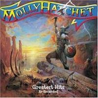Cover Molly Hatchet - Greatest Hits - Re-Recorded