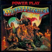 Cover Molly Hatchet - Power Play