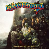 Cover Molly Hatchet - Regrinding The Axes