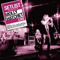 Cover Molly Hatchet - Setlist - The Very Best Of Molly Hatchet Live