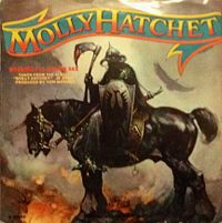 Cover Molly Hatchet - The Creeper