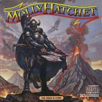 Cover Molly Hatchet - The Deed Is Done