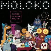 Cover Moloko - Things To Make And Do