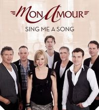 Cover Mon Amour - Sing Me A Song