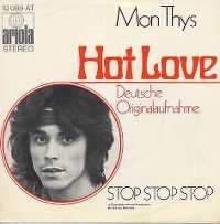 Cover Mon Thys - Hot Love
