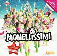 Cover Monellissimi - Aria di Natale - Fiocca la gioia