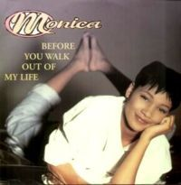 Cover Monica - Before You Walk Out Of My Life