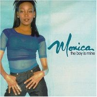 Cover Monica - The Boy Is Mine