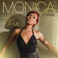 Cover Monica feat. Lil Wayne - Just Right For Me