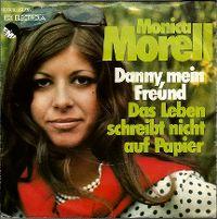 Cover Monica Morell - Danny, mein Freund
