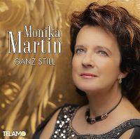Cover Monika Martin - Ganz still