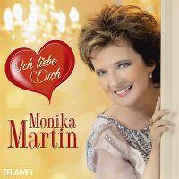 Cover Monika Martin - Ich liebe Dich
