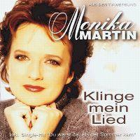 Cover Monika Martin - Klinge mein Lied