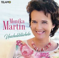 Cover Monika Martin - Unschuldslächeln