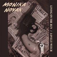Cover Monika Novak - Living On The Run