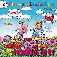 Cover Monique Smit - 2 kleine kleutertjes
