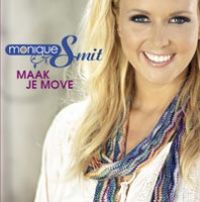 Cover Monique Smit - Maak je move