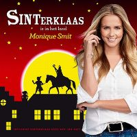 Cover Monique Smit - Sinterklaas is in het land