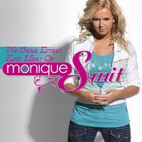 Cover Monique Smit - We gaan ervoor, kom maar op