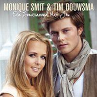 Cover Monique Smit & Tim Douwsma - Één zomeravond met jou