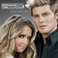 Cover Monique Smit & Tim Douwsma - Even niet hier
