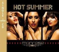 Cover Monrose - Hot Summer