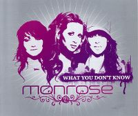 Cover Monrose - What You Don't Know