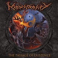 Cover Monstrosity - The Passage Of Existence