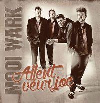 Cover Mooi Wark - Allent veur joe
