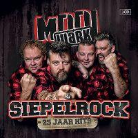 Cover Mooi Wark - Siepelrock - 25 jaar hits