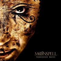 Cover Moonspell - Lusitanian Metal