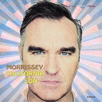 Cover Morrissey - California Son