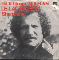 Cover Mort Shuman - Le Lac Majeur