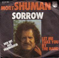 Cover Mort Shuman - Sorrow
