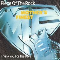 Cover Mother's Finest - Piece Of The Rock