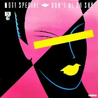 Cover Moti Special - Don't Be So Shy
