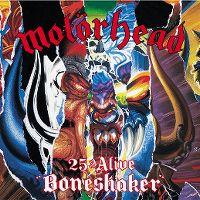 Cover Motörhead - 25 & Alive Boneshaker