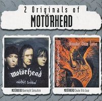 Cover Motörhead - 2 Originals Of Motörhead: Overnight Sensation / Snake Bite Love
