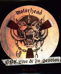 Cover Motörhead - BBC Live In Session Vol. 1