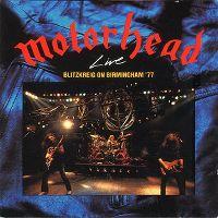 Cover Motörhead - Blitzkrieg On Birmingham 77
