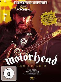 Cover Motörhead - Bonecrusher