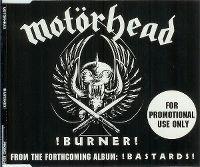Cover Motörhead - Burner