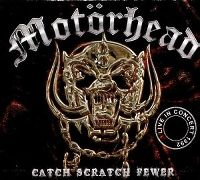 Cover Motörhead - Catch Scratch Fewer: Live in Concert 1992