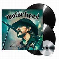 Cover Motörhead - Clean Your Clock
